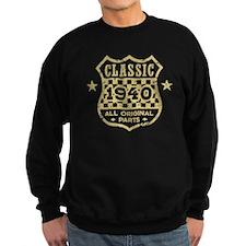 Classic 1940 Jumper Sweater