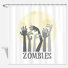 Plants vs zombies bathroom accessories decor cafepress for Zombie bathroom decor