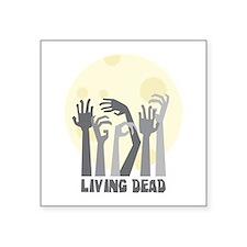 Living Dead Sticker