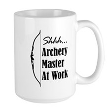 Archery Master (Recurve) Mugs