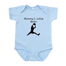 Mommys Little Baller Body Suit