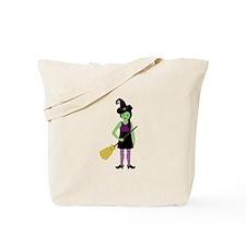Magic Witch Tote Bag