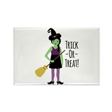 Trick - Or - Treat! Magnets