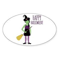 Happy Halloween! Decal