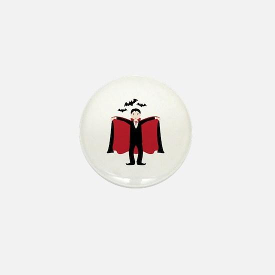 Little Dracula Mini Button