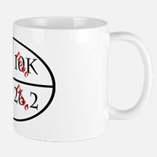 All runners goals completed Small Small Mug