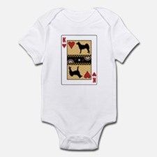 King Norrbottenspets Infant Bodysuit