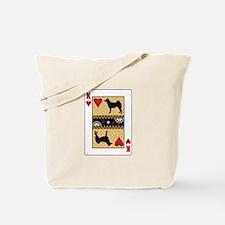 King Norrbottenspets Tote Bag