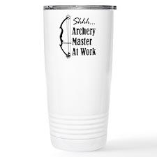 Archery Master (Compound) Travel Mug
