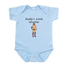 Daddys Little Wrestler Body Suit