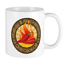 Kellogg Kroc Chili Cook Off Mugs
