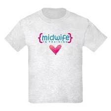Midwife In Training T-Shirt