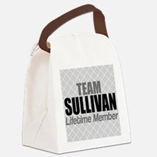 Team Sullivan, Lifetime Family Me Canvas Lunch Bag