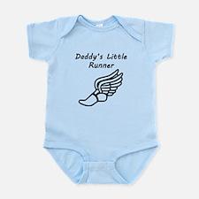 Daddys Little Runner Body Suit
