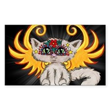 Frixie, Cat Fairy Decal