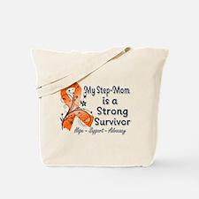 Step-Mom Strong Survivor Tote Bag