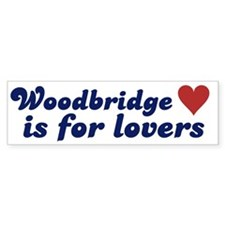 Woodbridge - Bumper Bumper Sticker