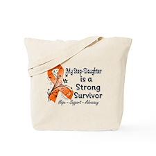 Step-Daughter Strong Survivor Tote Bag