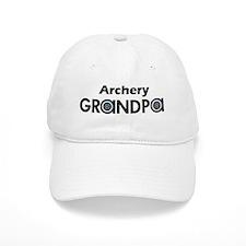 Archery Grandpa Baseball Baseball Baseball Cap
