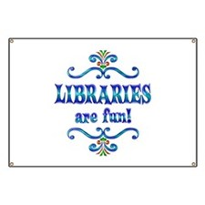 Libraries are Fun Banner