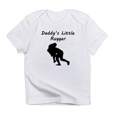 Daddys Little Rugger Infant T-Shirt