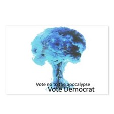 Vote Democrat Postcards (Package of 8)