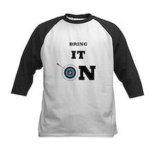 Bring It On Archery Target Baseball Jersey