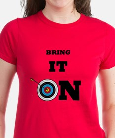 Bring It On Archery Target T-Shirt