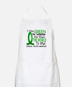 Means World to Me 1 Adrenal Cancer Apron