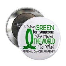 "Means World to Me 1 Adrenal 2.25"" Button (10 pack)"