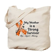 Mother Strong Survivor Tote Bag