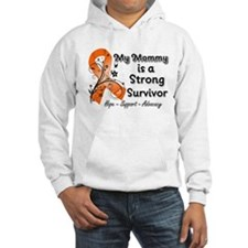 Mommy Strong Survivor Hoodie