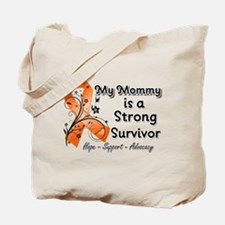 Mommy Strong Survivor Tote Bag