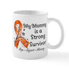Mommy Strong Survivor Mug