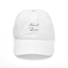 BL (large print) Baseball Baseball Cap