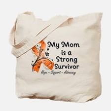 Mom Strong Survivor Tote Bag