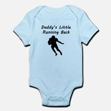 Daddys Little Running Back Body Suit