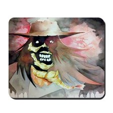 A very scary Scarecrow Mousepad