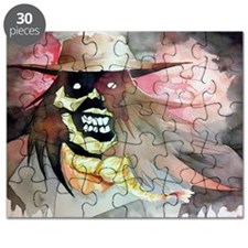 A very scary Scarecrow Puzzle