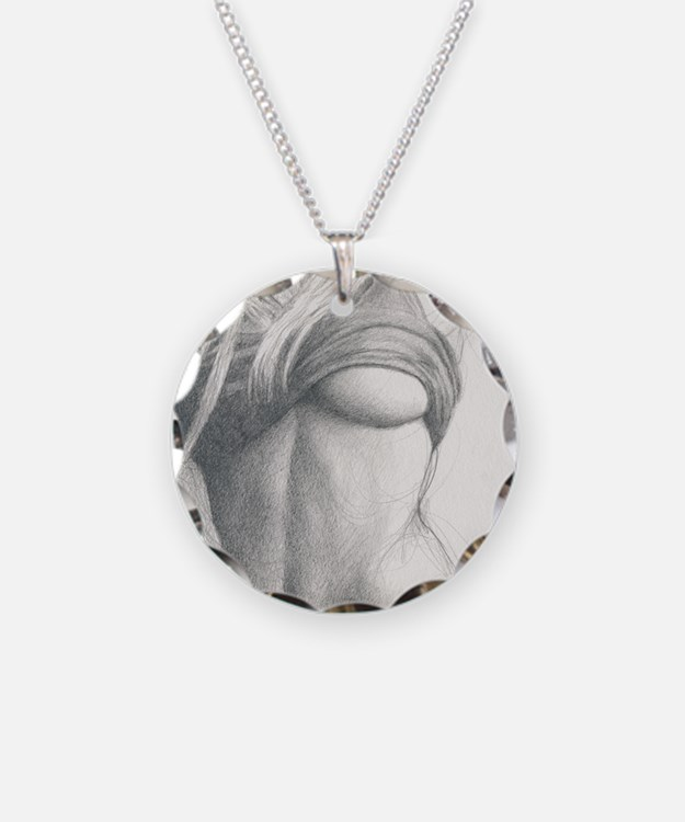 Just a Little Erotic #3 James Fox Art Necklace