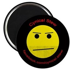 Cynical Stew 2.25 Magnet (10 Pack) Magnets