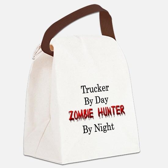 Trucker/Zombie Hunter Canvas Lunch Bag