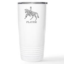 dressage player Travel Mug