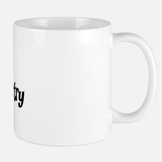 Life is physical chemistry Mug