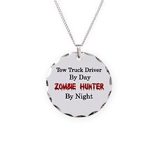 Tow Truck Driver/Zombie Hunt Necklace