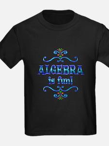 Algebra is Fun T