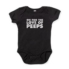 Oh For The Love of Peeps Baby Bodysuit