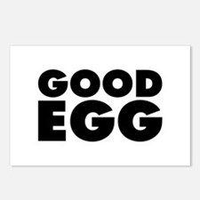 Good Egg Postcards (Package of 8)