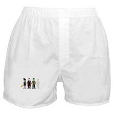 Monsters Boxer Shorts