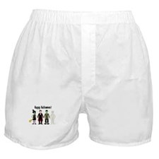 Happy Halloween! Boxer Shorts